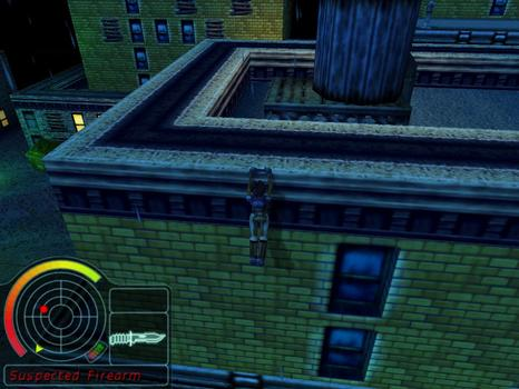 Urban Chaos on PC screenshot #3