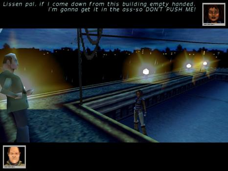 Urban Chaos on PC screenshot #2