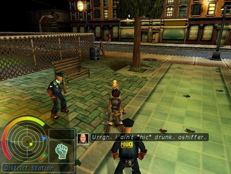 Urban Chaos on PC screenshot #1