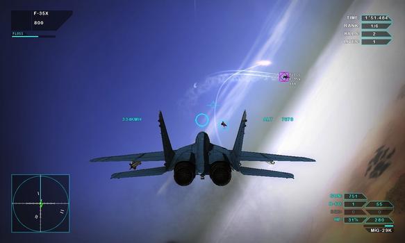 Vector Thrust on PC screenshot #7