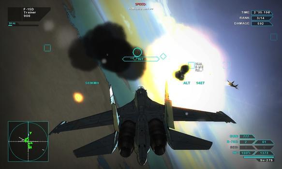 Vector Thrust on PC screenshot #5
