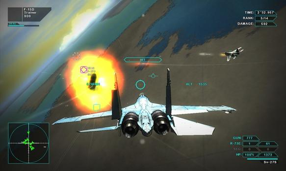 Vector Thrust on PC screenshot #4