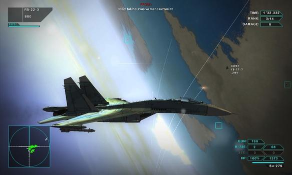 Vector Thrust on PC screenshot #3
