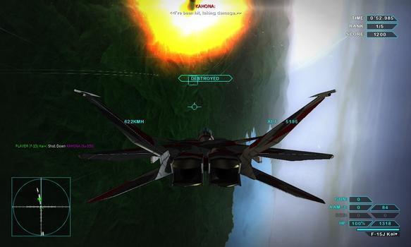Vector Thrust on PC screenshot #2