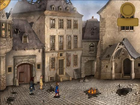 Versailles Mysteries 2 - The Royal Spy on PC screenshot #1