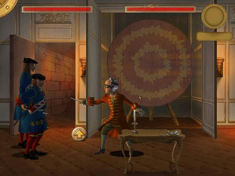 Versailles Mysteries - Oscar and the Athanor on PC screenshot #3