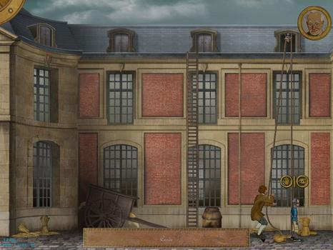 Versailles Mysteries - Oscar and the Athanor on PC screenshot #2