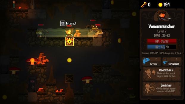 Vertical Drop Heroes HD on PC screenshot #4