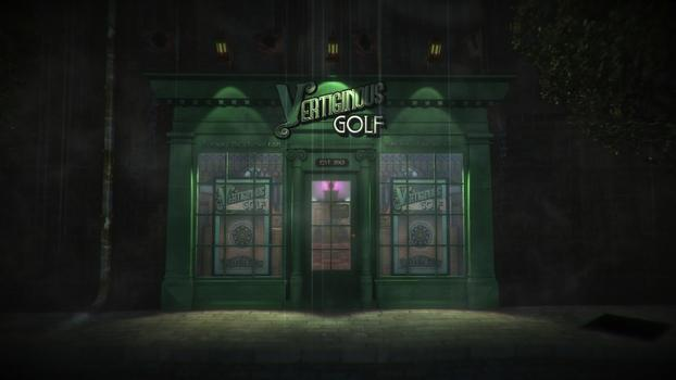 Vertiginous Golf on PC screenshot #1