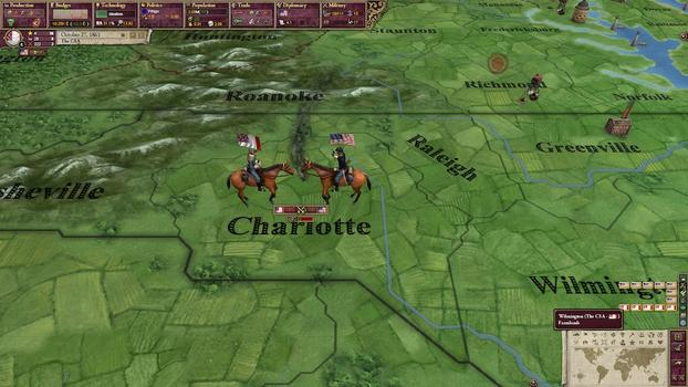 Victoria II: AHD American Civil War Spritepack on PC screenshot #4