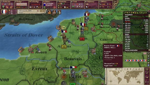 Victoria II: Artillery Spritepack on PC screenshot #3