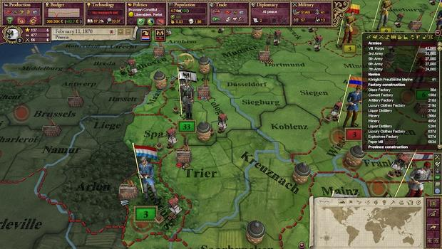 Victoria II: Artillery Spritepack on PC screenshot #2