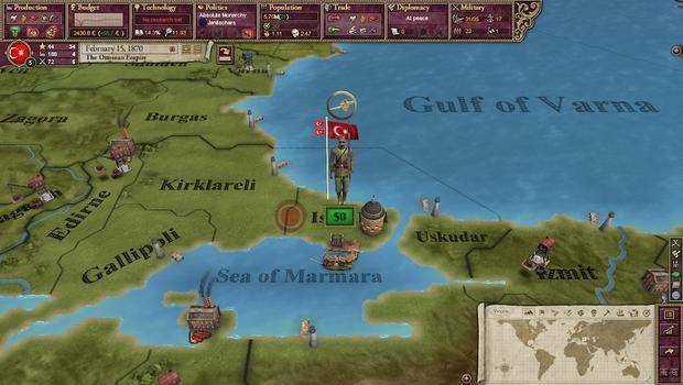 Victoria II: Artillery Spritepack on PC screenshot #1