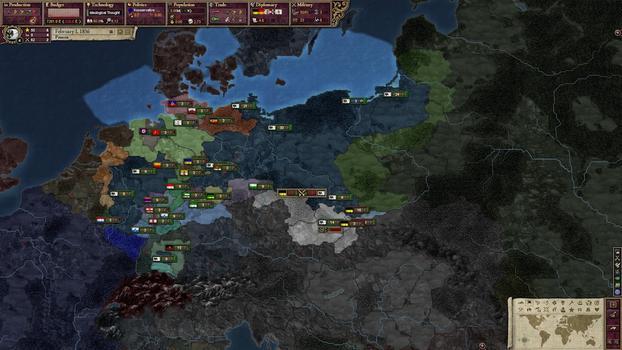 Victoria II: German Unit Pack DLC on PC screenshot #6