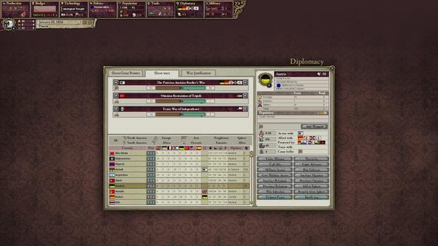 Victoria II: German Unit Pack DLC on PC screenshot #4