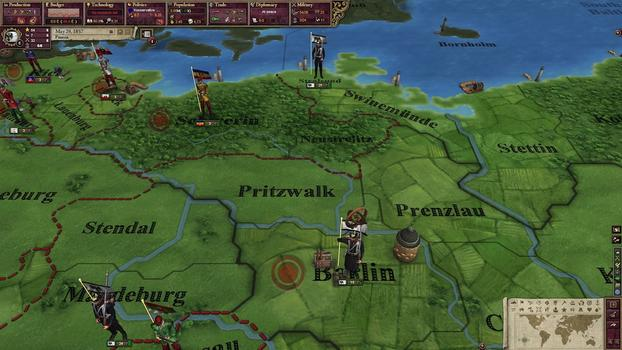 Victoria II: German Unit Pack DLC on PC screenshot #3