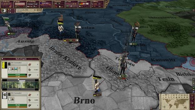 Victoria II: German Unit Pack DLC on PC screenshot #2