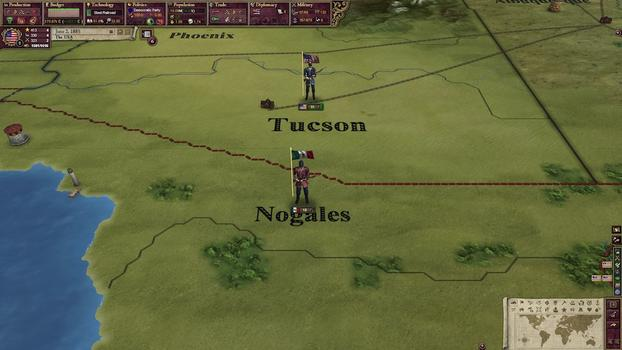 Victoria II: A Heart of Darkness on PC screenshot #5