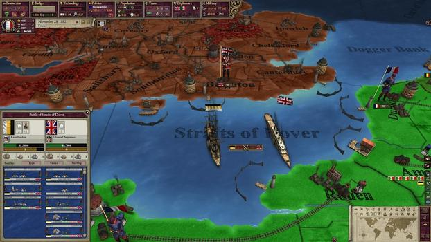 Victoria II: A Heart of Darkness on PC screenshot #4