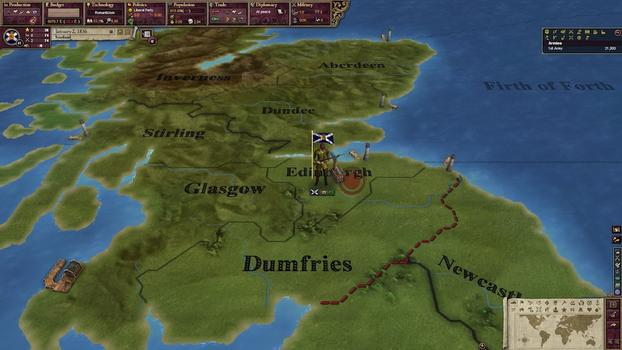 Victoria II: A Heart of Darkness on PC screenshot #3