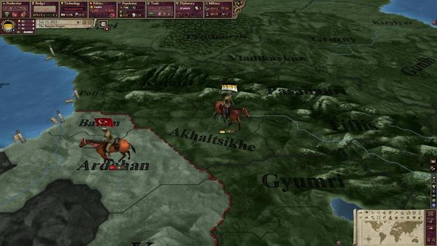 Victoria II: Interwar Cavalry Unit Pack on PC screenshot #5