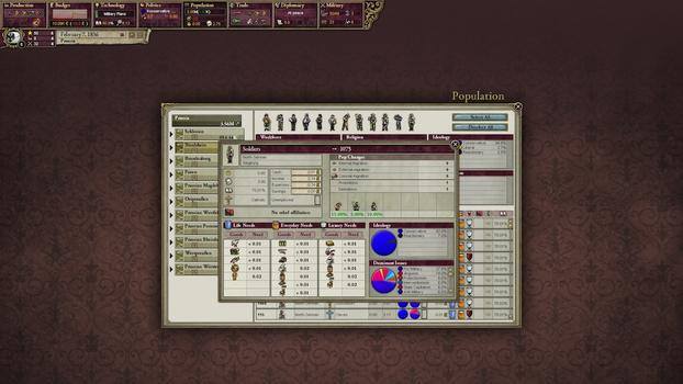 Victoria II: Interwar Engineer Unit Pack DLC on PC screenshot #6