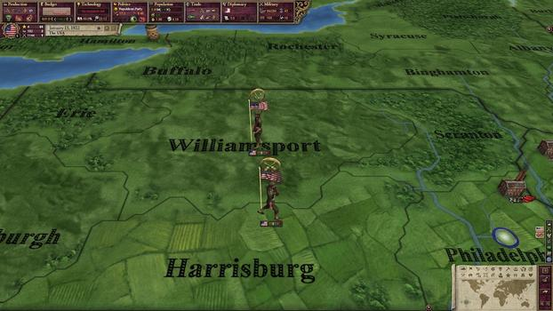 Victoria II: Interwar Engineer Unit Pack DLC on PC screenshot #2