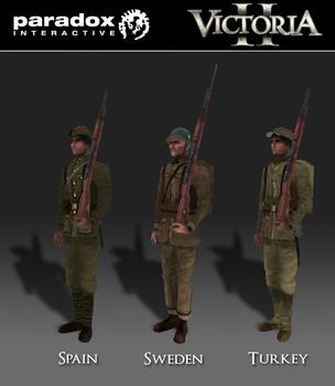 Victoria II: Interwar Spritepack on PC screenshot #4