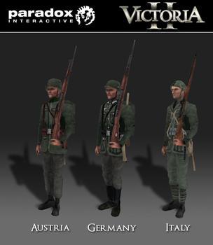Victoria II: Interwar Spritepack on PC screenshot #3
