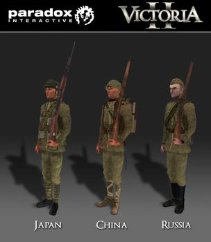 Victoria II: Interwar Spritepack on PC screenshot #2