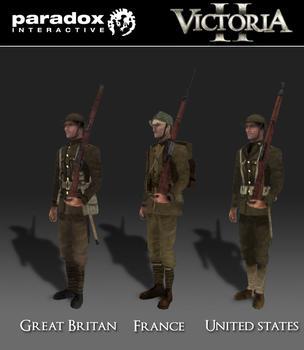 Victoria II: Interwar Spritepack on PC screenshot #1
