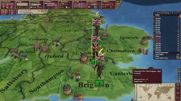 Victoria II: Planes Spritepack on PC screenshot #2