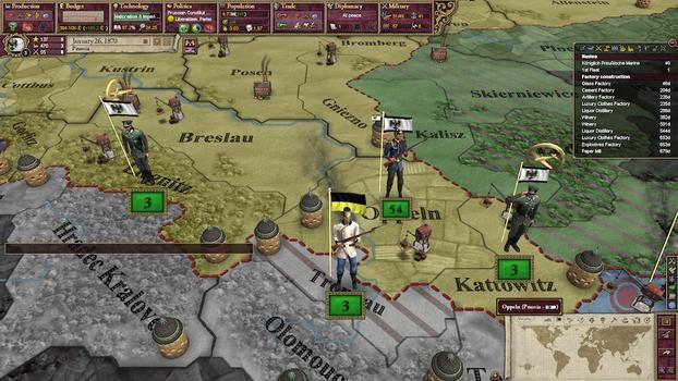 Victoria II: Planes Spritepack on PC screenshot #1