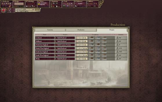 Victoria II on PC screenshot #4