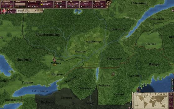 Victoria II on PC screenshot #3
