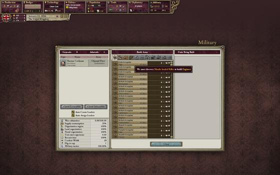 Victoria II on PC screenshot #1