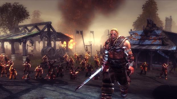 Viking: Battle for Asgard on PC screenshot #3