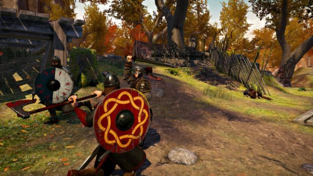 Vikings & Roses - Unleash the War Pack on PC screenshot #1