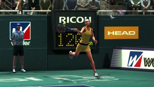 Virtua Tennis 4 on PC screenshot #5
