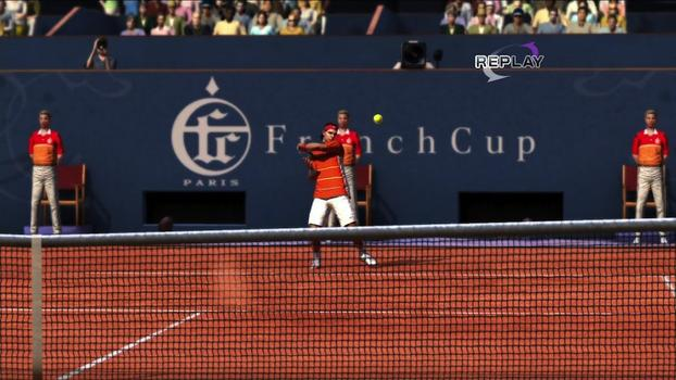 Virtua Tennis 4 on PC screenshot #4