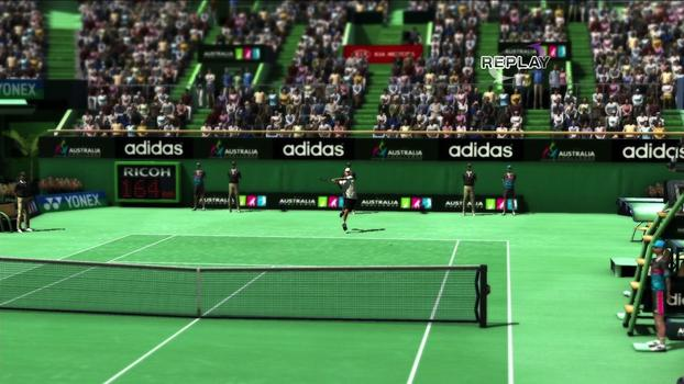 Virtua Tennis 4 on PC screenshot #1