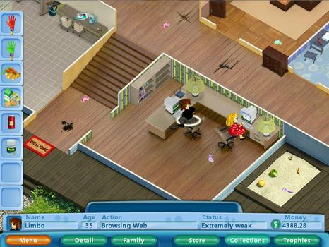 Virtual Families on PC screenshot #4