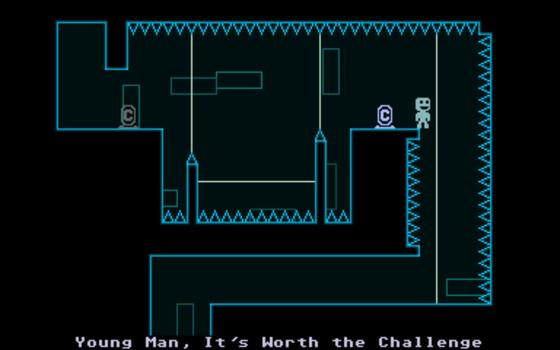 VVVVVV on PC screenshot #3