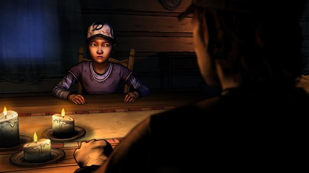 The Walking Dead: Season 2 on PC screenshot #5