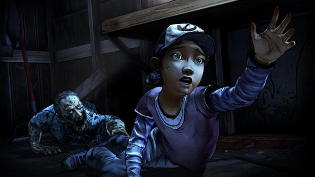 The Walking Dead: Season 2 on PC screenshot #4