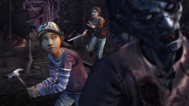 The Walking Dead: Season 2 on PC screenshot #3