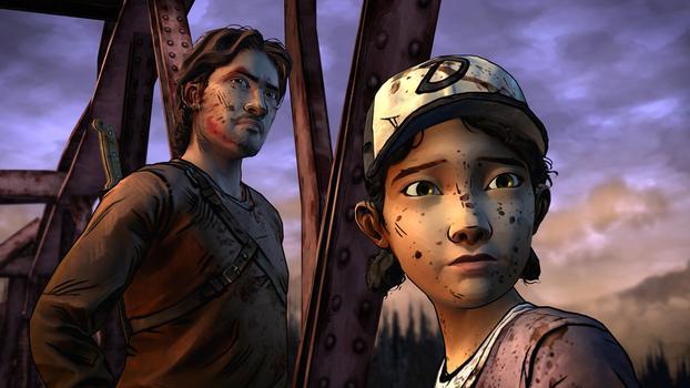 The Walking Dead: Season 2 on PC screenshot #2