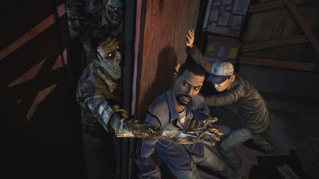 The Walking Dead on PC screenshot #5