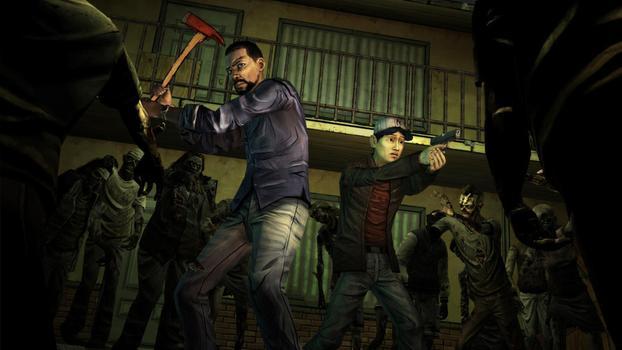 The Walking Dead on PC screenshot #3