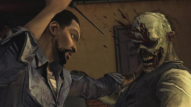 The Walking Dead on PC screenshot #2